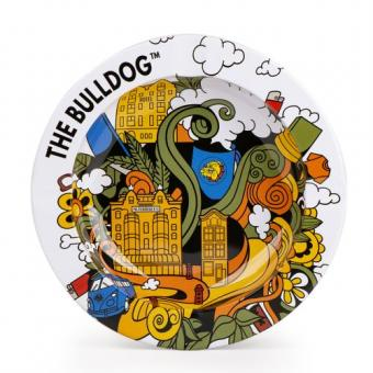 The Bulldog Ashtray Tin Funky