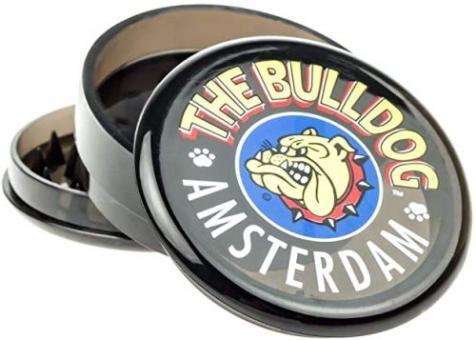 The Bulldog Amsterdam Black, 3 Parts, 60 mm