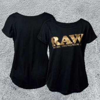 RAW Girl Gold