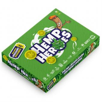 Hemp Heroes Board Game