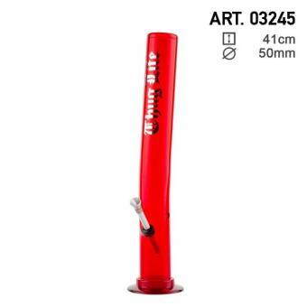 Acrylic Red Beaker